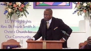 Rev Dr. Frank Smith Jr.