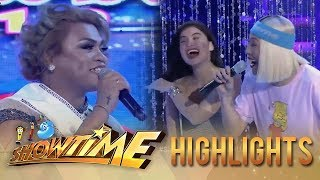 It's Showtime Miss Q and A: Brenda Mage shares a funny story of Vice Ganda