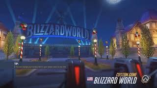 Overwatch Soundtrack - Blizzard World (Winter Wonderland)