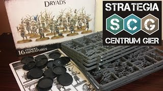 Sylvaneth Dryads | Miniset net - Miniatures Collectors Guide