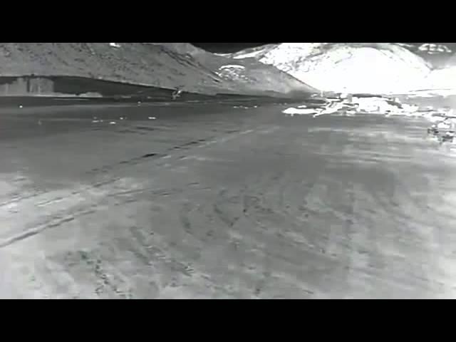 تحطم طائرة أثناء هبوطها في أمريكا