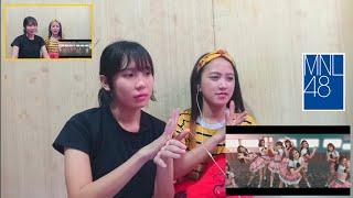 [MV] MNL48 - GINGHAM CHECK (Reaction) | Kursten Sy