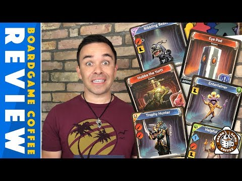 Clank in Space Review with Board Game Coffee