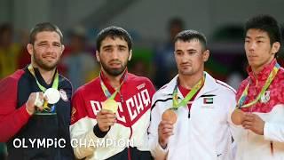 Khalmurzaev khasan- Olympic champion and masters uchi mata