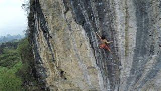GoPro: Rock Climbing China's White Mountain With Abond