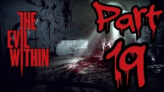 ► Evil Within | #19 | Spermík boss | CZ Lets Play / Gameplay [1080p] [PC]