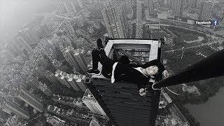 Chinese Daredevil's Final Stunt