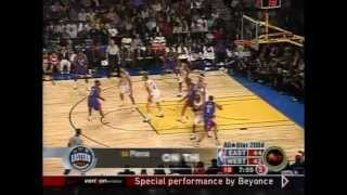 2004 NBA All-Star Game Best Plays