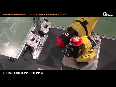 治具交換自動化 -Automation-