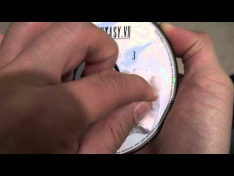 YES!  How To Remove Permanent (Sharpie) Marker from CDs/DVDs!