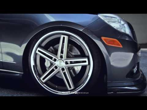 Concept One Wheels | Mercedes E550