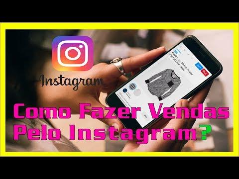 Como Fazer Vendas Pelo Instagram? Super Dica