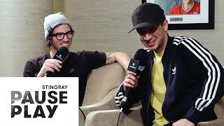 Twenty One Pilots Interview   Stingray PausePlay
