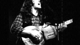 Rory Gallagher - As The Crow Flies