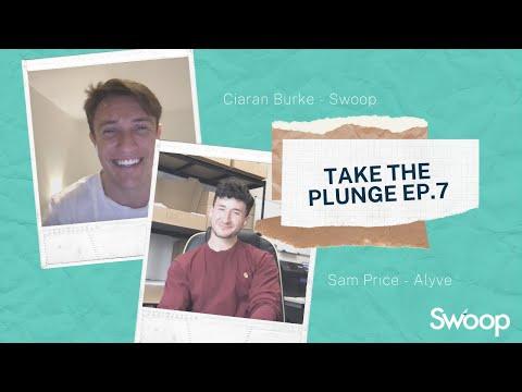 Alyve - Sam Price   Take The Plunge Podcast