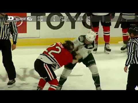 Dawson Butt vs Jaydon Dureau