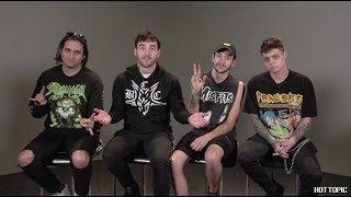 Interview: Cane Hill