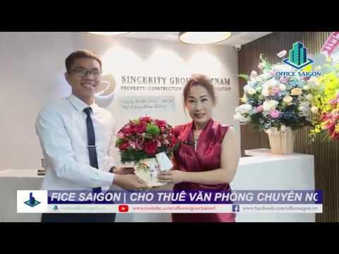 Khách hàng thuê tại Saigon Trade Center chia sẻ việc tìm văn phòng