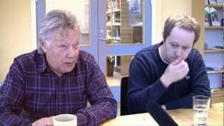 Intervju med Petter Nilsen og faren