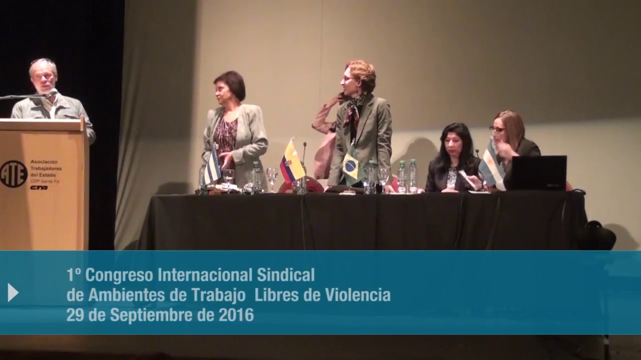 VIDEO RED, congreso RSATLV