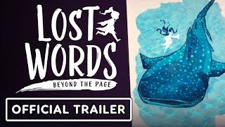 Lost Words: Beyond the Page - Accolades Trailer by GameTrailers