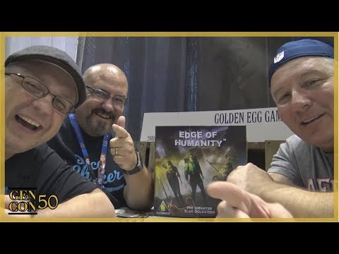 GenCon 50 - Edge of Humanity with Sam and Mark