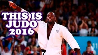 THIS IS JUDO 2016