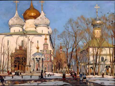 Снегири. церковь серафима саровского