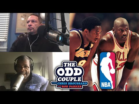 Chris Broussard & Rob Parker – Is It Time to Change the NBA's Logo?