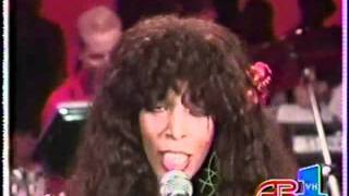 Donna Summer-Supernatural Love  Im Free ( American Bandstand 1984 ).mp4