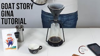 Gina Coffee Brewer from Goat Story