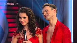 Dancing Stars 2014 - Roxanne Rapp & Vadim Garbuzov - Rumba