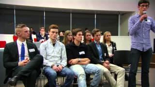 Voorronde Het Jongeren Lagerhuis Utrecht 2014