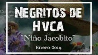 Negritos de Huancavelica bailando hip hop trap mundial  Enero 2019