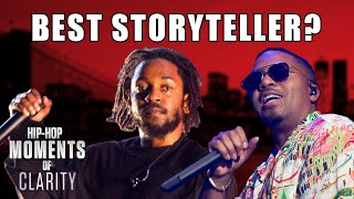 Who's the Best Storyteller in Hip-Hop? | Hip-Hop Moments of Clarity