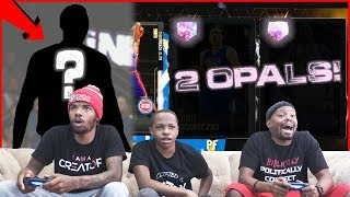 Two Opals In One Box + A NEW Hero Emerges! - NBA2K19 MyTeam Battles Ep.9