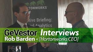 Hortonworks - Die Daten-Elefanten starten durch