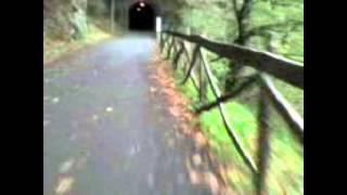 preview picture of video 'Resumen de paseo en Mountain Bike Lezo- Minas de Arditurri'