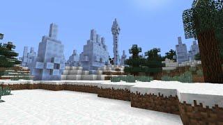 Minecraft cu avg - ep 231 - calatoria dupa gheata comprimata