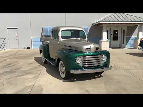 Video of '49 Ford F1 located in Vero Beach Florida - $51,900.00 Offered by Motor City Classic Cars - MAJX