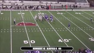LIVE STREAM: Football vs. Reinhardt: 6:00 PM