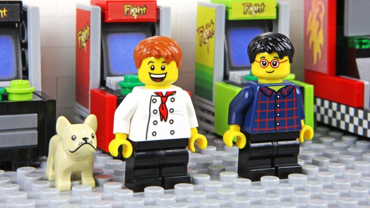 Lego Arcade Game Final