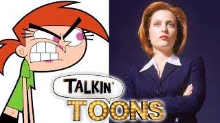 Fairly OddParents Meets The X-Files! (Talkin