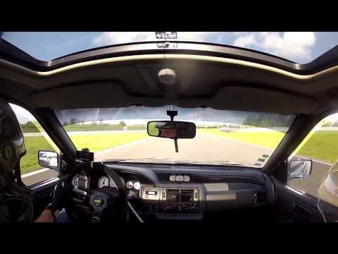Escort RS Cosworth - Magny-Cours circuit club