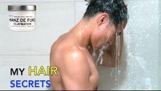 ROUTINE HAIRSTYLE | MEN'S HAIR- feat Hanz de Fuko✖Teddy'joncT