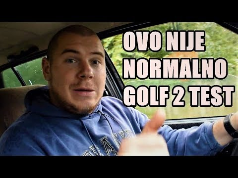 NEVEROVATAN AUTO – GOLF 2 TEST