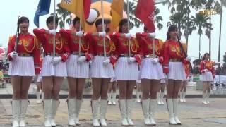 2013 夢時代大氣球遊行 彰化女中儀隊(1080p)[無限HD] 🏆