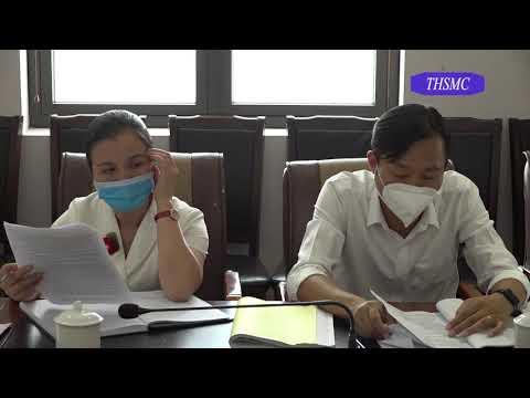 UBND Tỉnh làm việc với huyện Si Ma Cai về lĩnh vực GD&ĐT