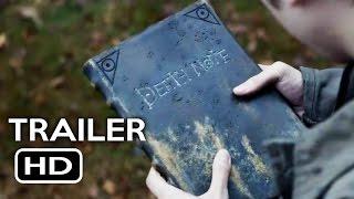 Death Note Trailer #1 (2017) Nat Wolff Netflix Thriller Movie HD