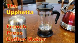 Upphetta French Press Coffee Maker (by Ikea)